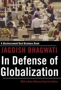 In Defense of Globalization cover