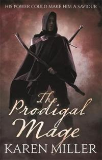 The Prodigal Mage cover