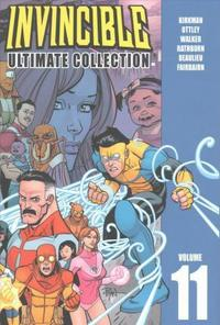 Invincible Ultimate Collection Volume 11 cover