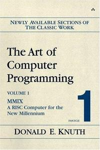 The Art of Computer Programming cover