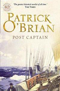 Post Captain cover