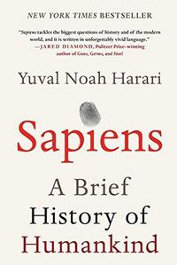 Sapiens: A Brief History of Humankind cover