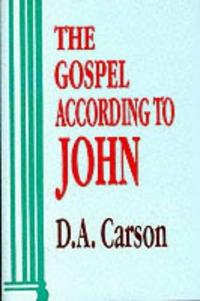 The Gospel According to John cover