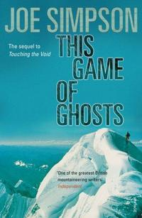 This Game of Ghosts cover