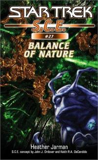 Balance of Nature cover