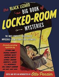 The Black Lizard Big Book of Locked-Room Mysteries cover