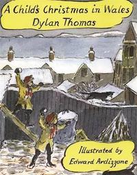 A Child's Christmas in Wales cover
