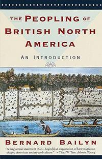 The Peopling of British North America: An Introduction cover