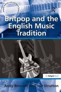 Britpop and the English music tradition cover