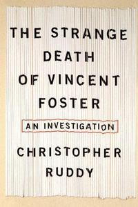 The Strange Death of Vincent Foster cover