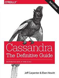 Cassandra - The Definitive Guide 2e cover