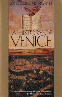 A History of Venice cover