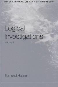 Logical Investigations cover