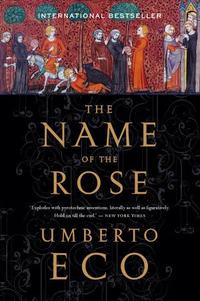 The Name of the Rose cover