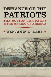 Defiance of the Patriots cover