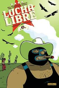 lucha libre t.6 cover
