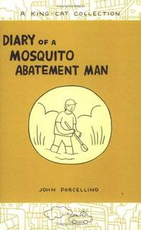 Diary of a Mosquito Abatement Man cover