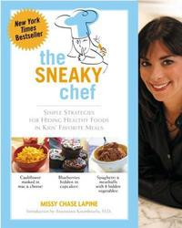 The Sneaky Chef cover