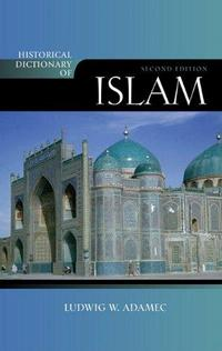 Historical Dictionary of Islam cover