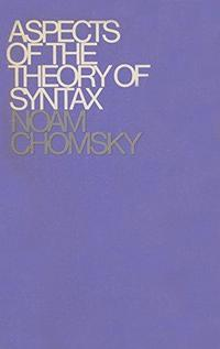 Aspects of the Theory of Syntax cover
