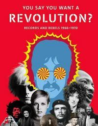 You say you want a revolution cover