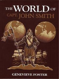 The World of Captain John Smith cover