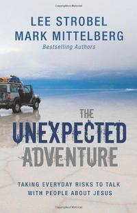 The Unexpected Adventure cover