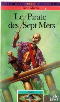 Le pirate des sept mers cover