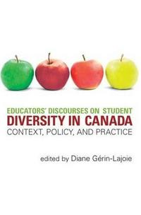 Educators' Discourses on Student Diversity in Canada cover