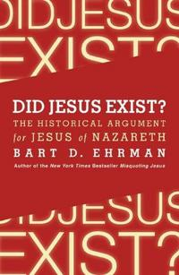 Did Jesus Exist? cover