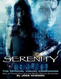 Serenity: The Official Visual Companion cover