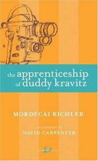 The Apprenticeship of Duddy Kravitz cover