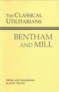The Classical Utilitarians cover