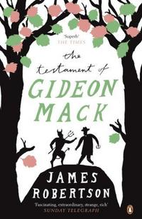 The Testament of Gideon Mack cover