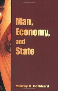 Man, Economy, and State cover