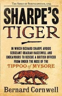 Sharpe's Tiger cover