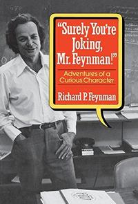 Surely You're Joking, Mr. Feynman! cover