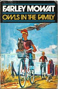 Owls in the Family cover