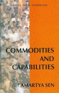 Commodities and Capabilities cover