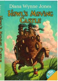 Howl's Moving Castle cover
