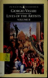 The lives of the artists cover