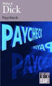 Paycheck cover