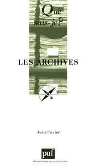 Les archives cover