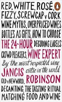 24-Hour Wine Expert cover