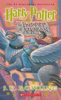 Harry Potter and the Prisoner of Azkaban cover