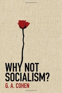 Why Not Socialism? cover