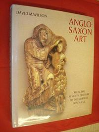 Anglo-Saxon Art cover
