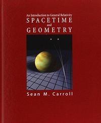 Spacetime and Geometry cover
