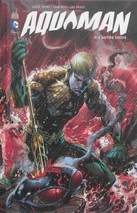 Aquaman Tome 2 cover