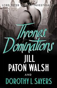 Thrones, Dominations cover